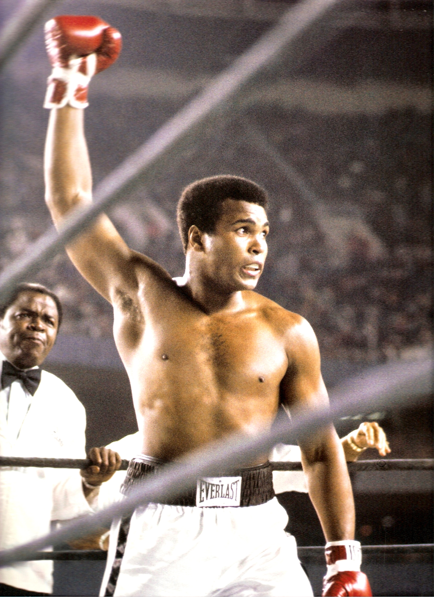 a biography of muhammad ali a boxing hall of famer Mike tyson presents muhammad ali's induction into nevada boxing hall of fame 2015 (full speech.