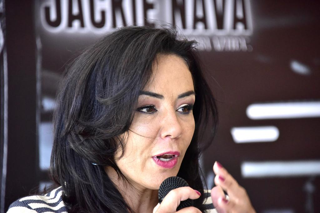 Jackie Nava celebrates 20 years of a glittering career | Boxen247.com