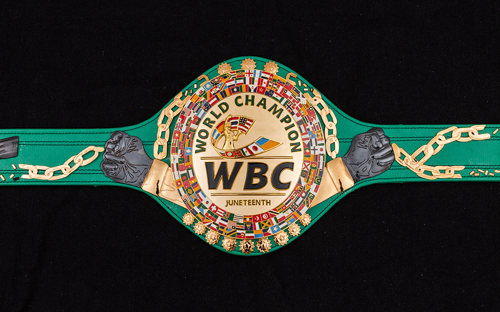 The WBC Freedom Belt | Boxen247.com