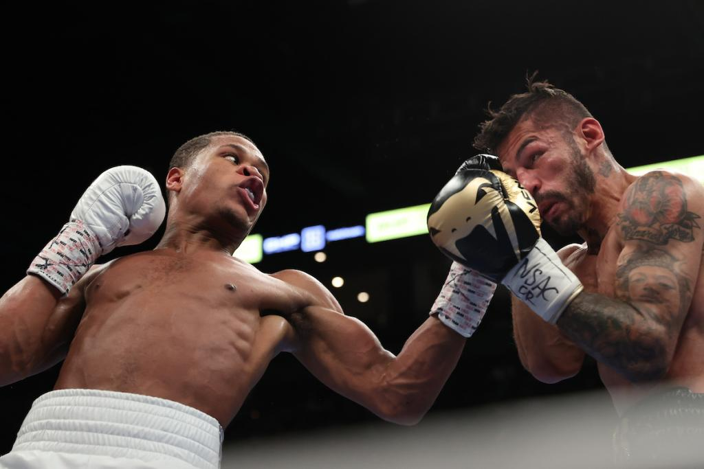 Devin Haney vs. Jorge Linares Result & Photos | Boxen247.com