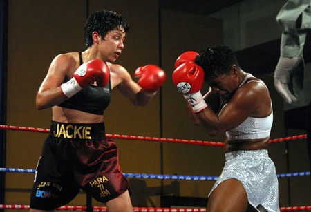 Spotlight On: Jackie Nava | Boxen247.com
